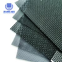 Quality 10 mesh 316 stainless steel wire marine black level safety screen for sale