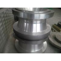 Forged Metals Castellated Shaft For Wind Power Generator Forged Slag Pot As Per Drawing For Melting Metal