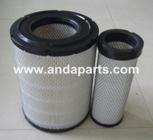 Quality AIR FILTER 6I2499 6I2500 FOR CATERPILLAR GRADER for sale