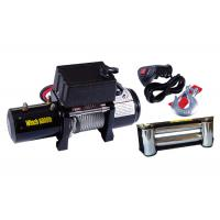 China Small ATV Winch Electric 6000 lb With Automatic In - The - Drum For Warehouse on sale