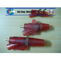 Quality Manual Sandblasting Accessories Light Weight Polyurethane PU Sandblast Gun for sale