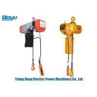 Buy cheap Transmission Line Stringing Tools Lifting Fixed Chain Electric Hoist With from wholesalers
