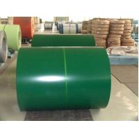 SPCC DC51D SGHC Color Coated Steel Sheet Coating , Prepainted Steel Coil For Roofing