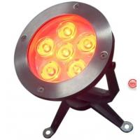 Quality CREE DC 12 volt / 24 volt 15W LED Swimming Pool lighting 2700 - 7000K with single / multi color for sale