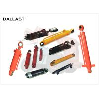 Quality Dump Truck / Garbage Truck Hydraulic Cylinders  ISO 9001 Certification for sale