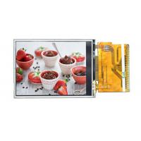 Quality High Resolution 2.8 Inch 240RGB x 320 TFT Lcd Module With ILI9341 IC And MCU / RGB Interface for sale