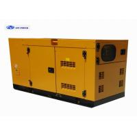 Buy cheap Reliable 30 kVA Diesel Standby Generator Power Generating Sets For Building from wholesalers