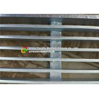 Quality A36 Full Welded Steel Bar Grating Alkali Corrosion Proof For Papermaking Industry for sale