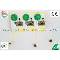 Quality Personalized Recordable sound chips for toys , recordable voice module for sale