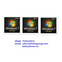 Quality Windows Product Key Code For Windows 7 Ultimate FPP/OEM Key Online Activation for sale