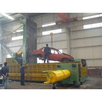 Quality Automatic Control Hydraulic Baling Machine Y81Q Series / Horizontal Baler Grade A for sale