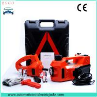 auto emergency tools 3 functions electric lift car jack with led light