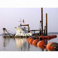 Quality Lake Cutter Dredger, Suitable for Sand and Gravel with Cutter Head, Discharging Pipes/Fittings for sale