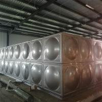 China 1 - 5000 Cubic Meters Welding Water Tank Fire Fighting Security Safe No Leakage on sale