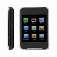 Quality Touch Sreen 32GB 5-inch MP5 Player with FM Radio and 3-year Warranty, CE Mark, Sisvel License for sale