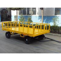 Quality Cargo Transportation Airport Ground Support Equipment 300 × 175 cm Platform for sale