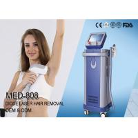 Quality Soprano 808 nm diode laser hair removal machine price 3 wavelengths diode laser for sale