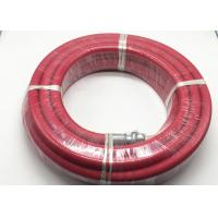 """Quality Rubber Jack Hammer 300 Psi Air Hose Assembly ID 3/4"""" X 50' Red Color for sale"""