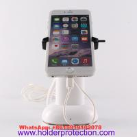 Quality COMER alarm clip locker desk mounting stands Gripper anti-theft cell phone displays security for sale