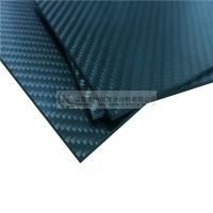 China FPV Parts Twill Matt 3K Carbon Fiber Fabric Plates 500MM*600MM*5MM on sale