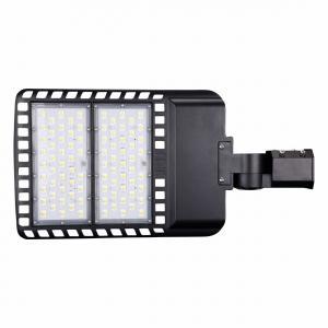 Quality IP66 IK09 100W 150W Led Solar Street Light Shoebox Module 155lm/w ETL Approved for sale