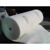 Quality 600g auto painting booth roof filter  cotton synthetic for sale