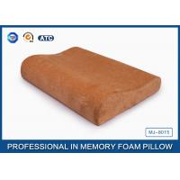 Buy cheap Sleep Innovations Memory Foam Contour Pillow Polyester Out Cover With Zipper from Wholesalers