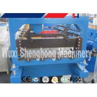 Quality Roof Tile Production Line / Roof Tile Roll Forming Machine with auto cutting for sale