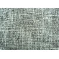 Grey plain woven fabric 100 polyester blackout for home for Cheap plain grey wallpaper