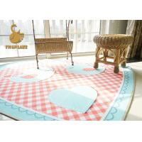 China Waterproof Comfortable Indoor Area Rugs , Good Wearability Pet Dog Mat 3D Printed on sale