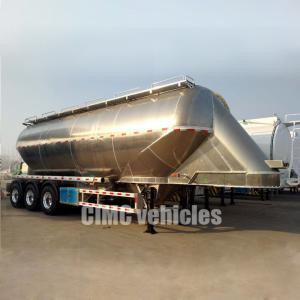 Quality Flour tanker flour transporter wheat flour trailer for sale   CIMC TRAILERS for sale