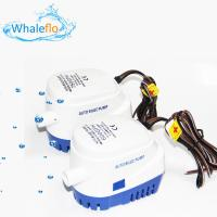 Quality Whaleflo DC 12V 750GPH Automatic Water Bilge Pump For Boat Submersible with Float Switch Marine / Bait Tank / Fish for sale