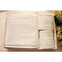 China wedding favor gift towel set in gift box cake/gift packed towel on sale