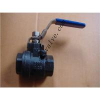 CARBON STEEL AND STAINLESS STEEL 2PC FULL BORE BALL VALVE
