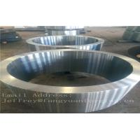 EN26 Alloy Steel Forgings Ring Q+T Heat Treatment Machined And UT Test