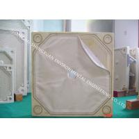 Buy cheap 108C PP Polypropylene Filter Fabric Hydrolysis Resistance For Liquid Filtration from wholesalers