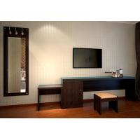 Quality Apartment Hotel Computer Desk Hotel Furnishings Environmental Protection for sale
