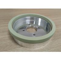 Hole 31.5mm Vitrified Bond Diamond Grinding Wheels For Grinding Tungsten Carbide for sale