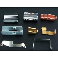 Quality Auto anodized zinc plating aluminum stamping parts , customized metal parts for sale