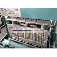 Quality Easy Operate Egg Carton Maker , Egg Carton Box Making Machine 35m*15m*6m for sale