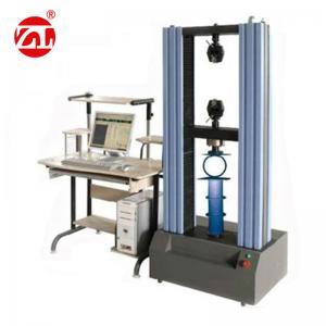 Quality 50KN Computer Servo Plastic Tube Ring Stiffness Test Equipment for sale