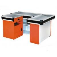 Buy cheap Supermarket Checkout Cash Counter Table from wholesalers