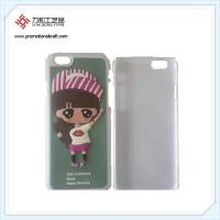 China Japan Little Girl Pattern Soft pvc Mobile Phone Case, Cover, Housing for Iphone6 on sale