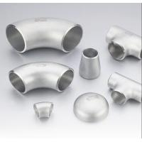 Quality sch40 90 degree stainless elbow for sale
