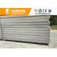 Quality New Lightweight ECO Building EPS Cement Sandwich Wall Panel for sale
