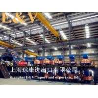 Quality 1000Ton - 12000Ton Oxygen Free Copper Continuous Casting Machine For Rod / Wire for sale