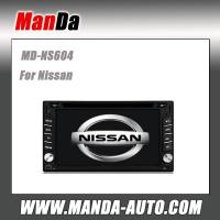 Quality Manda car radio for Nissan Geniss Versa (2004-2010) car radio audio video navigation touch screen car dvd auto gps for sale
