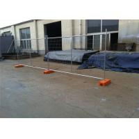 Quality Multi Function Construction Fence Panels Crowd Barrier Fencing High Security for sale