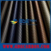 China color carbon fiber fabric on sale