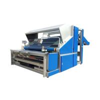 Quality SUNTECH Textile Finishing Automatic Knitted Fabric Inspection Machine Curled Edge Controlling Fabric Roll Inspection for sale